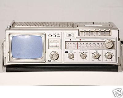 Universum FRC 2011 Fernseh-Radio-Cassettenrekorder