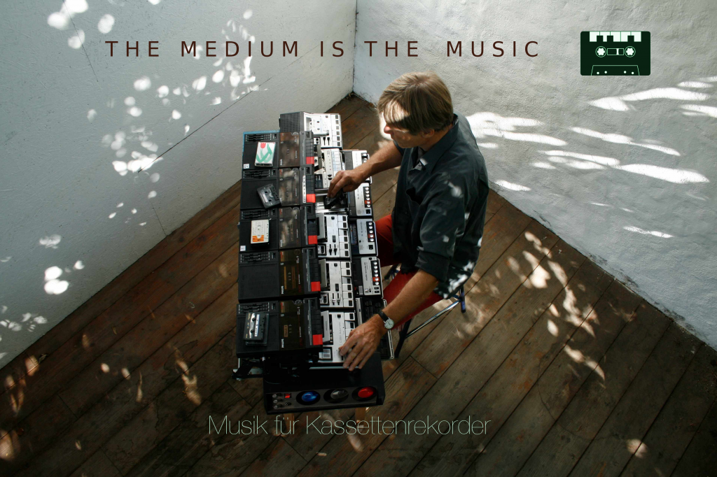 the medium is the music
